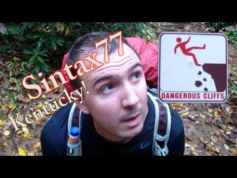 Hiking Red River Gorge - Kentucky Backpacking in Fall