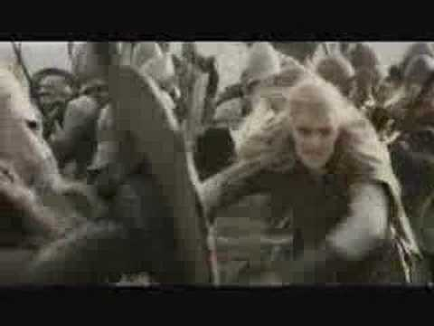 Middle Earthbound: An Eowyn & Legolas Tale Part 2