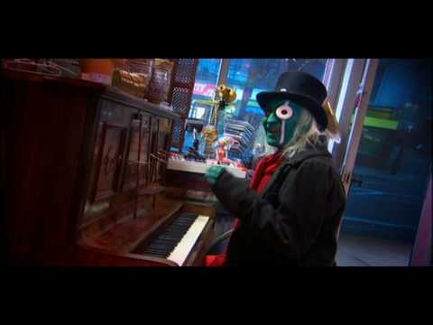 The Mighty Boosh - The Eels Song - HD VERSION + Lyrics