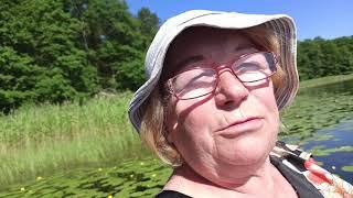 2 серия Литва озеро Дрингис Игналинской район