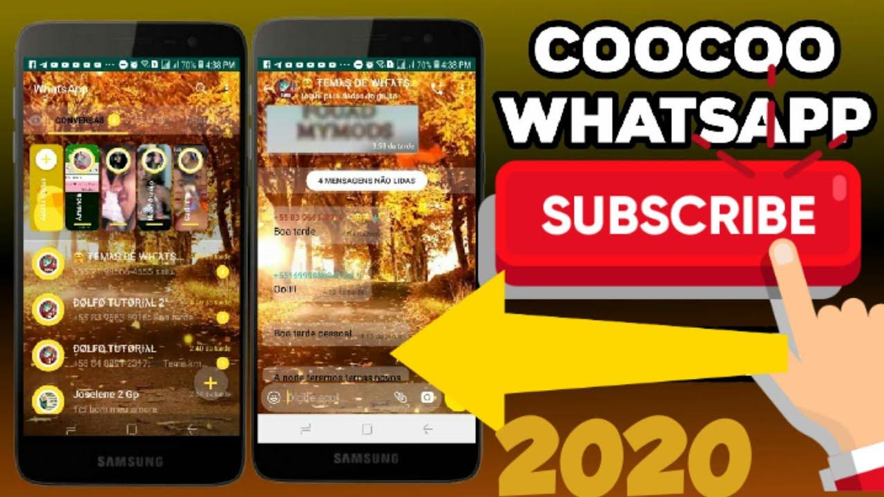 WhatsApp CooCoo (2020) Febrero - YouTube
