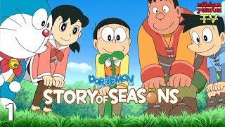 Doraemon Story of Seasons 01 - Trở Về Tuổi Thơ