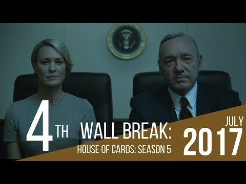 Sex, Power & Shakespeare: House of Cards | The Golden Age | FourthWallBreak (Contains Spoilers)