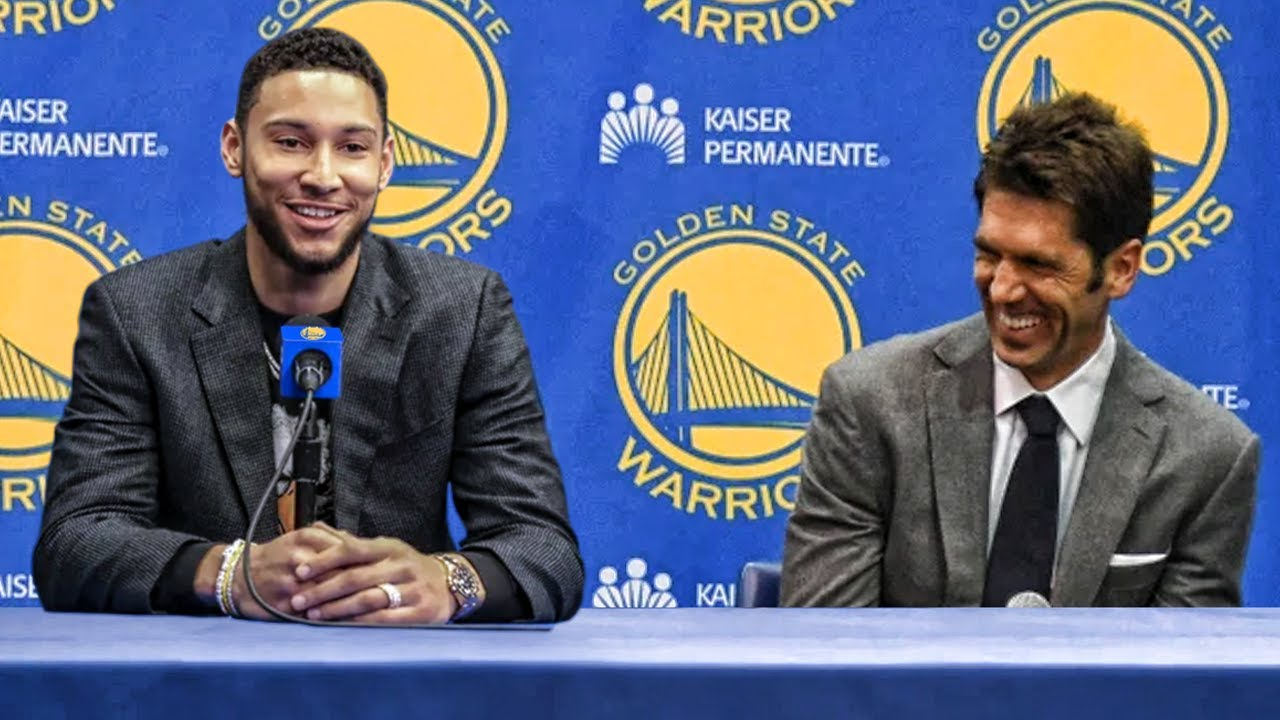 How likely is Warriors-Ben Simmons trade with 76ers during season?