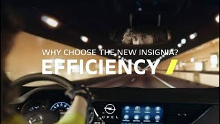 Opel Insignia | Efficiency