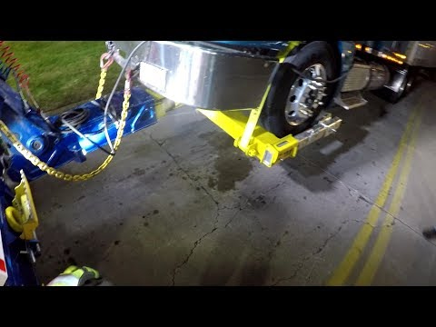 Heavy Tire Lift Tow