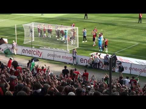 Hannover 96 - VfB Stuttgart | Die Welle 14.05.17 (HD)