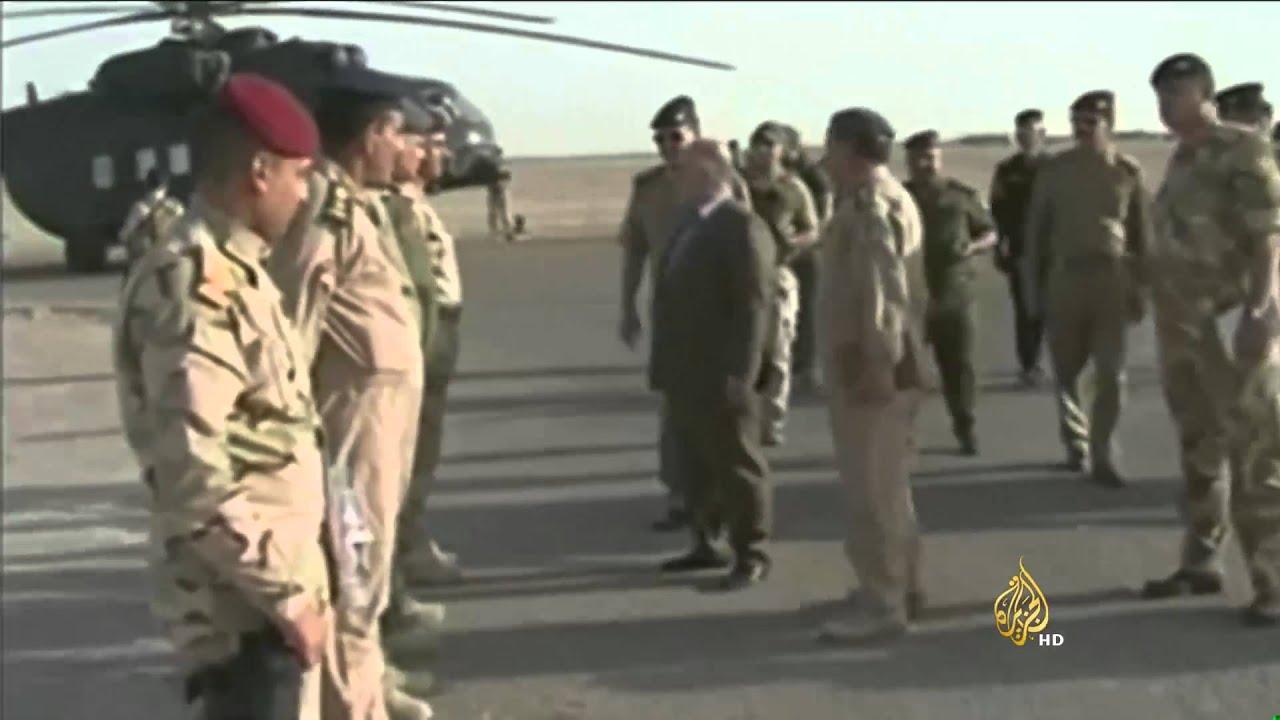 الجزيرة: القوات العراقية تمهد لاقتحام الرمادي