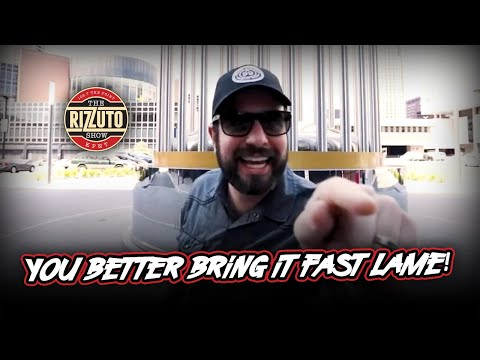The Feud with The Fast Lame begins... with skee ball [Rizzuto Show]