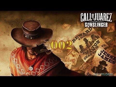 Call of Juarez Gunslinger Gameplay - GEFÄNGNISAUSBRUCH - Part 2 |