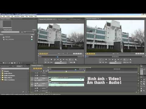 VFX Vietuts - Giới thiệu Premiere Pro - Phần 2