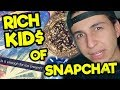 Horrible Rich Kids of Snapchat