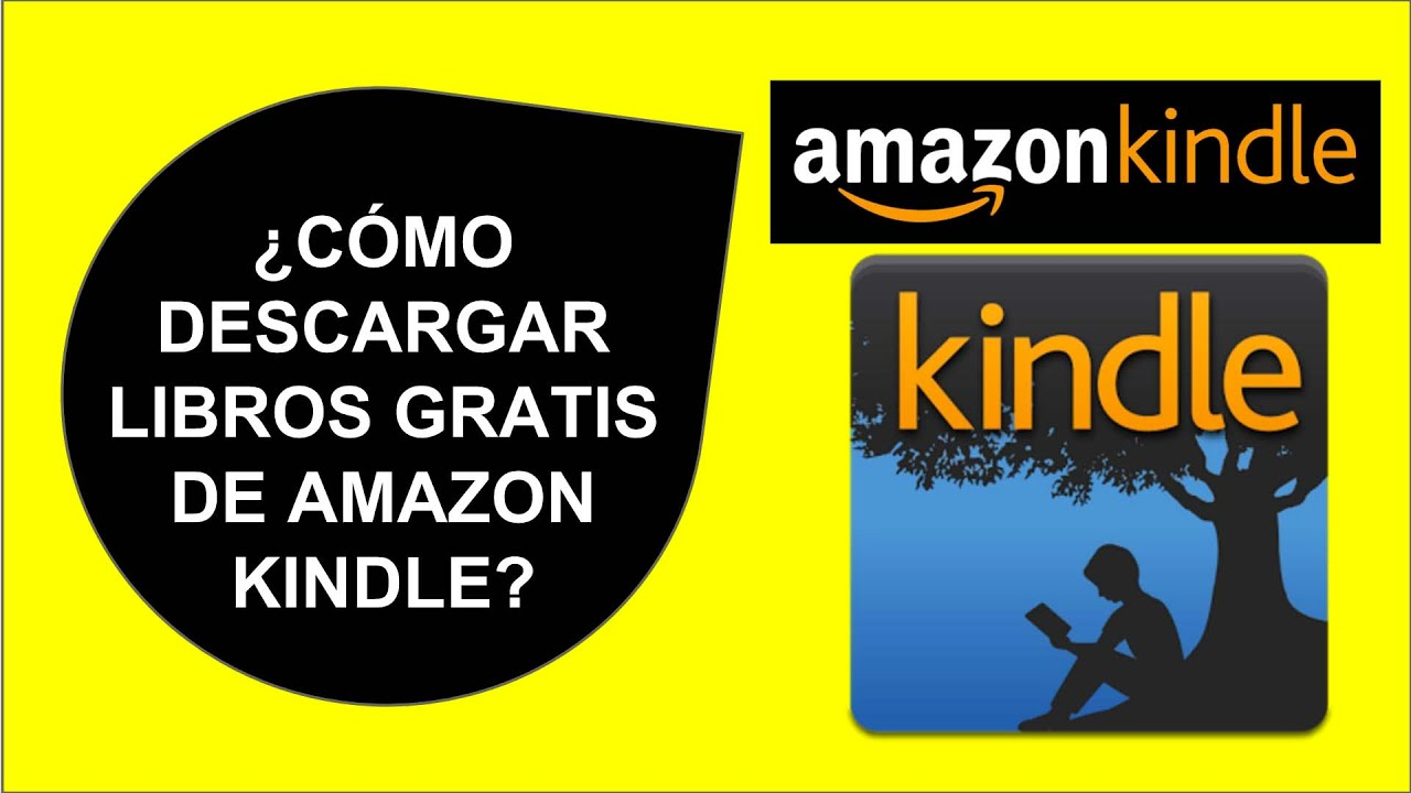 CÓMO DESCARGAR LIBROS GRATIS DE AMAZON KINDLE - YouTube