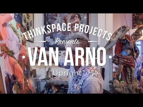 """Van Arno Studio Visit & Interview 