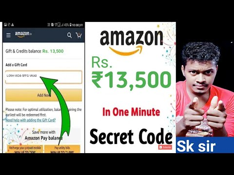 Free Amazon Promo Codes: How To Get Amazon Promo Codes,free Amazon Promo Codes 2020 #AmazonPromoCode