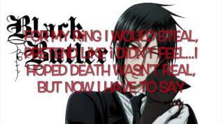 Repeat youtube video Black Butler 'Call Me Maybe' Parody:
