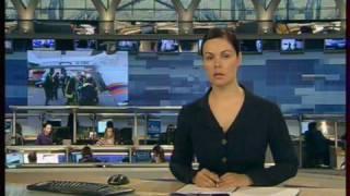 Взрыв в московском метро (взгляд изнутри, 1 канал)