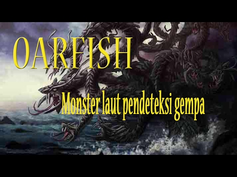 Oarfish  Monster Laut Pendetekasi gempa