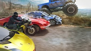 Прохождение The Crew Wild Run (BETA) - Часть 2