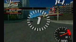 Ridge Racer V: Basis GP [Round 1] (Park Town)