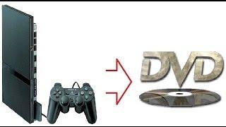 como fazer seu PS2 ler DVD de filme