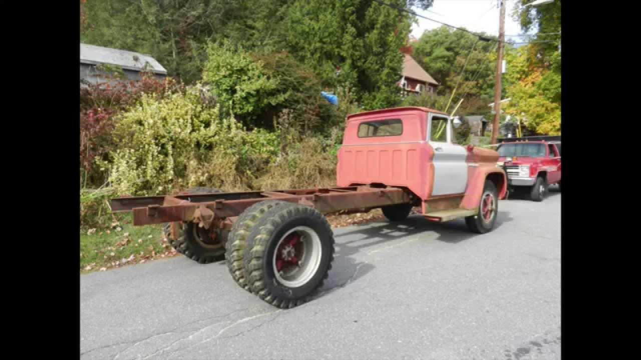 medium resolution of 1961 gmc 5000 truck