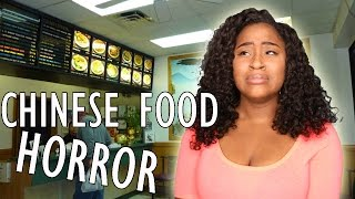 STORYTIME: CHINESE FOOD HORROR STORY!