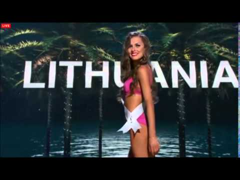 Miss universe 2014 2015 preliminary competition lithuania youtube miss universe 2014 2015 preliminary competition lithuania publicscrutiny Choice Image