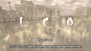 ICO PS2 Gameplay HD (PCSX2)