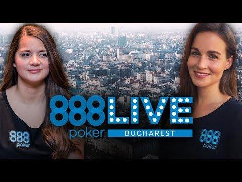 $350,000 Guarantee SMASHED - 888poker LIVE Bucharest Day 1B