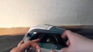 Logitech headphones/Mic ClearChat Comfort USB Unboxing HD
