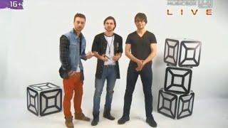 "Александр Рыбак - ""Вконтакте Live"" на Russian Musicbox 09.03.16"