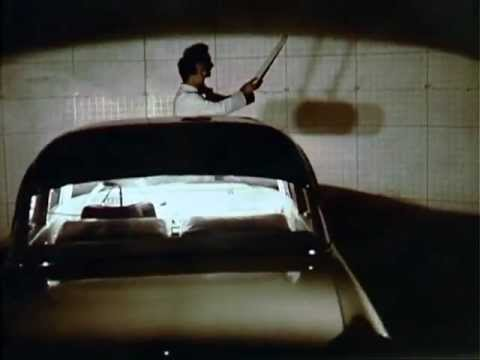 Opel Original Historical Footage 1950-1960 Car Test and Assembly