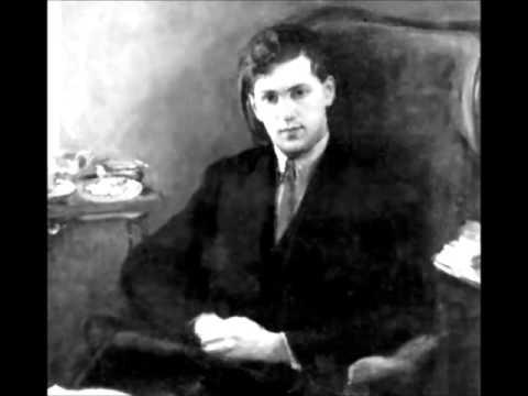 Vladimir Sofronitsky plays Mozart Fantasia in C minor, K 396