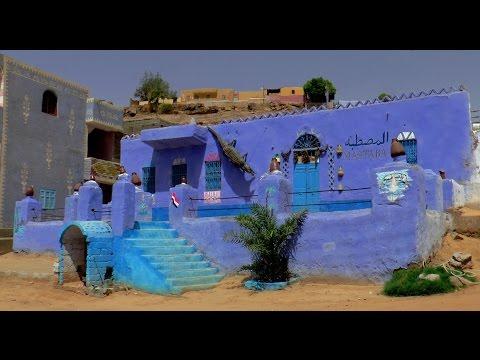 Egipto -  Poblado Nubio (Aswan)