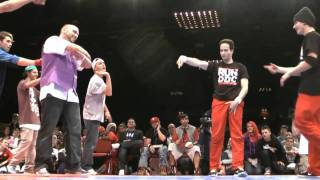 Breakdance World Championship 2010 - Final