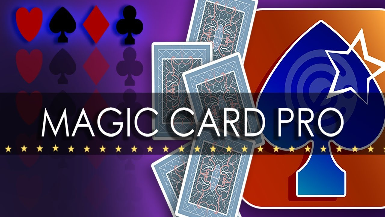MAGIC CARD PRO (Professional magic tricks) – (Android Apps) — AppAgg