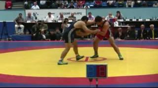 видео Гацалов стал абсолютным чемпионом мира