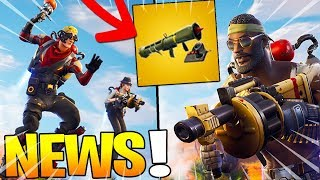 BACKGROUND ARME CHEATE AND NEW EXPLOSIVE MODE AERIEN on Fortnite: Battle Royale