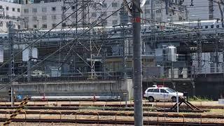 N700A 東海道新幹線 京都駅
