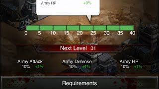 Last Empire war z permanent building speed up coin make low cost screenshot 2