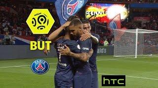 But LUCAS MOURA (52') / Paris Saint-Germain - FC Metz (3-0) -  / 2016-17