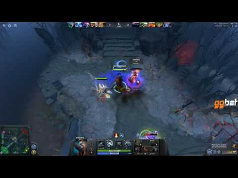 Dread's stream. New Dota7.0 Magnus, Lina, Omni Party, CIA / 14.12.2016 [3]