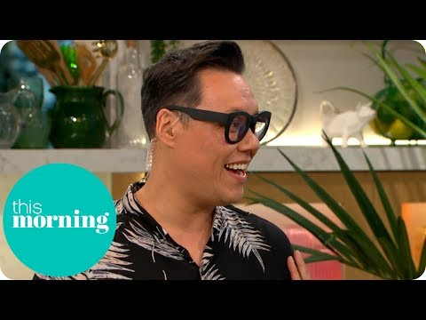 Gok Wans Guilt Free Skinny Duck Wraps | This Morning