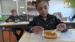 Denain : des petits-déjeuners gratuits pour 2000 écoliers de la commune