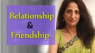 Kajal Oza || Relationship & Friendship ||