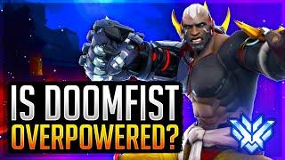 """DOOM'S GONNA KILL US ALL!"" SLAYIN STREAMERS Overwatch Top 500 Doomfist Gameplay (Samito)"