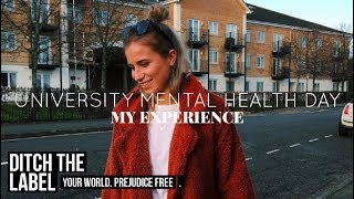 UNIVERSITY MENTAL HEALTH DAY- MY EXPERIENCE // PHOEBE SLEE