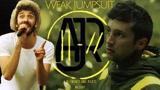 Weak Jumpsuit (Mashup) - AJR & twenty one pilots