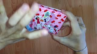 як зробити футляр для прокладок своїми руками